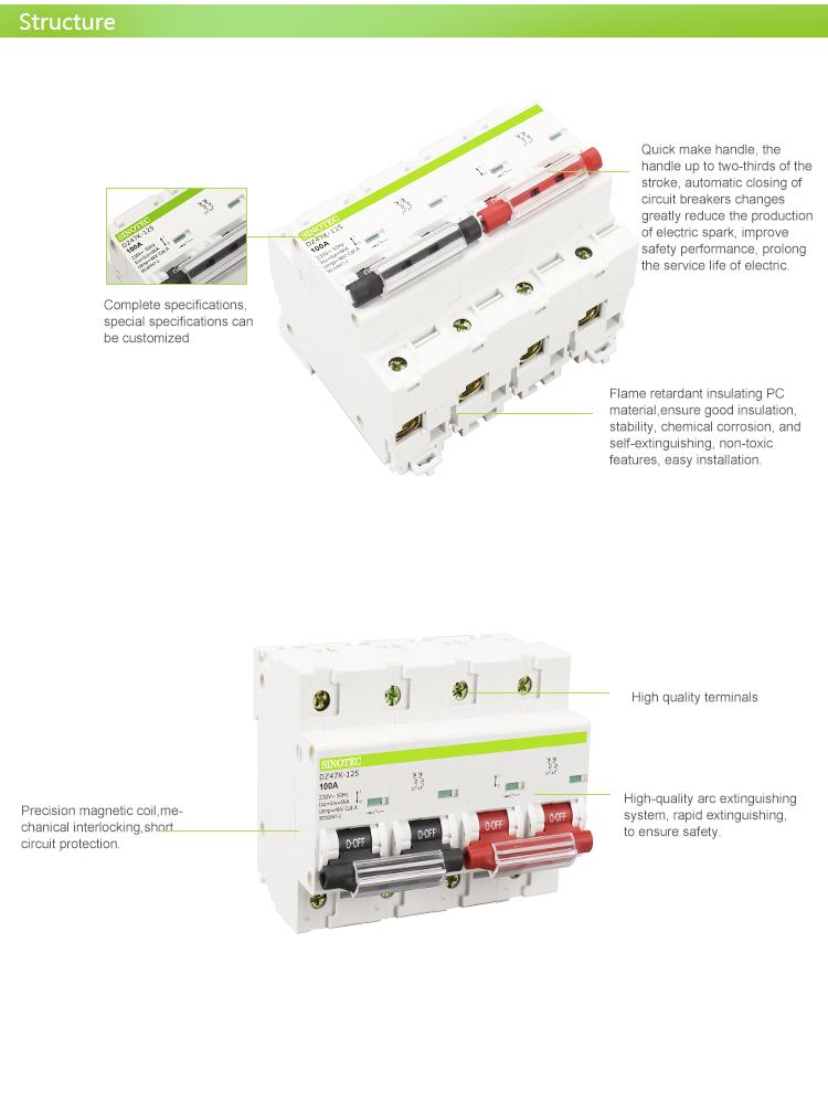 32a mpcb circuit breaker 32a motor starter mccb mcb 3 phase circuit
