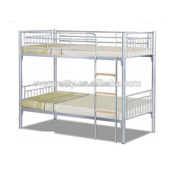 Elegent Steel Bed Double Person Bunk Factory Wholesale Two Level