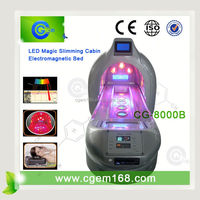CG-8000B Led infrared ray light wave slim forte weight loss for salon use