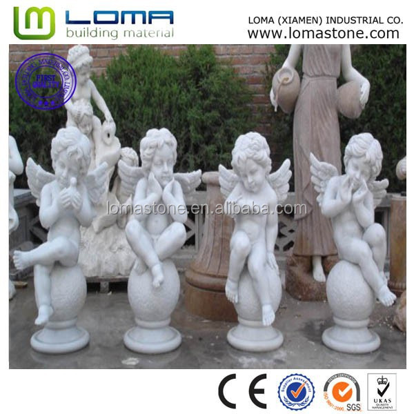 Loma high quality and hot sale outdoor carved people sculpture