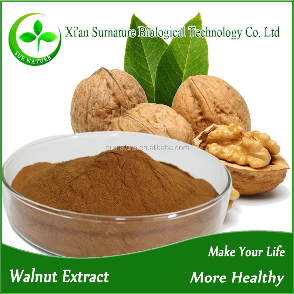 High quality walnut shell extract powder wholesale