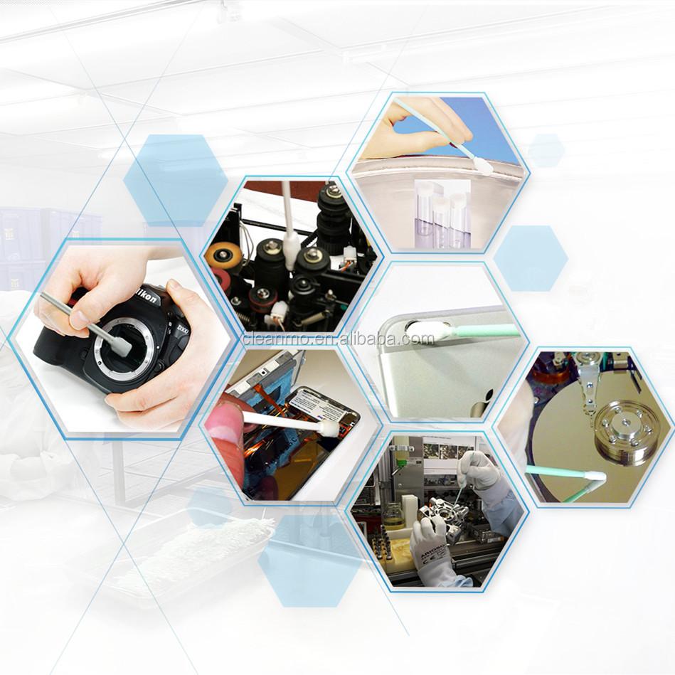 CM-FS707 Rechthoek hoofd foam swab voor printkop reinigen