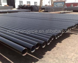 ASTM API 5L X42-X80 oil and gas carbon seamless steel pipe
