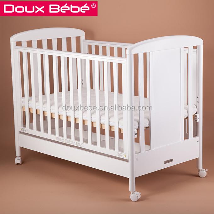 Adultos cuna 3 en 1, móvil del bebé cuna de madera-Cunas para bebes ...