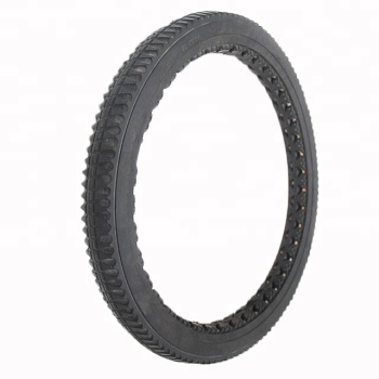 Professional Solid PU Offroad Cycling Tires/Tyres