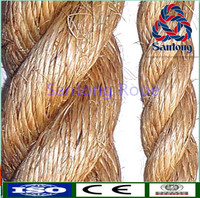 3 inch diameter used ship rope made from jute