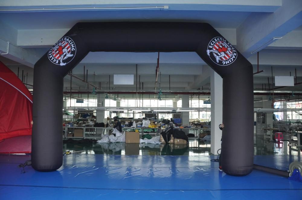 Inflatable event decoration arch,  trade show advertising inflatables