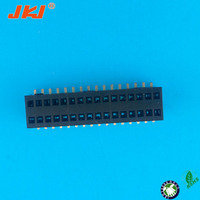 2.54mm 2 pin 5 pin female header 3 pin connector