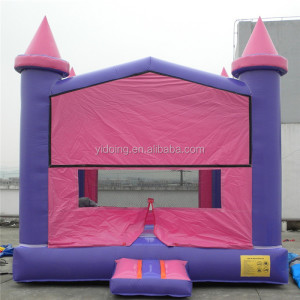 New design inflatable princess bouncy castle, inflatable jumping castle for sale B2212