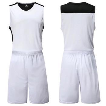 Plain White Best Basketball Jersey Design Color Pink - Buy Best ... 3bfdb78ea684