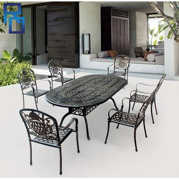 Garden Treasures Waterproof Cast Iron Patio Furniture Buy Cast