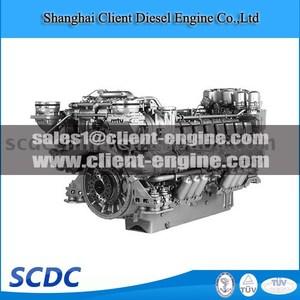 Mtu Marine Diesel Engines For Sale, Wholesale & Suppliers