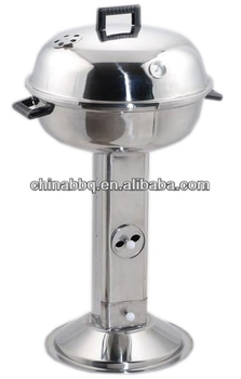 gs charcoal grill stainless steel charcoal bbq grill - Stainless Steel Charcoal Grill