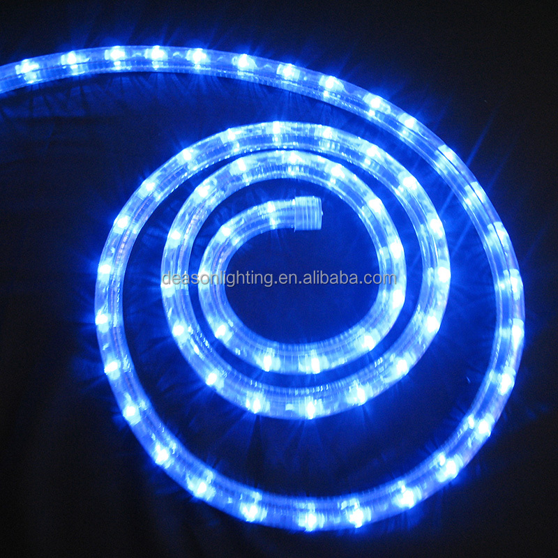 Flexilight Indoor Outdoor Led Rope Light Static Blue