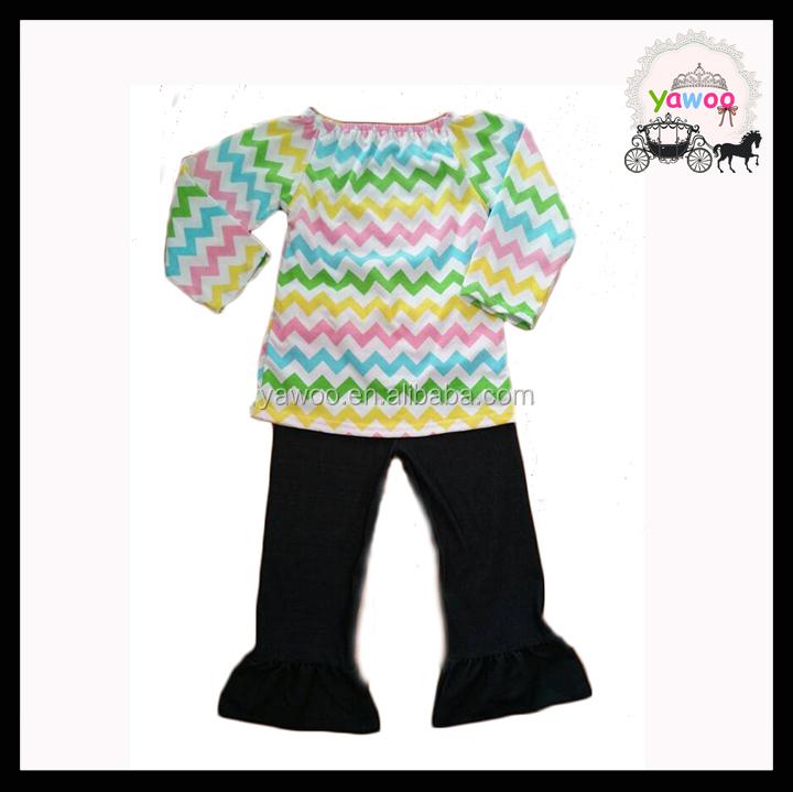 db1fa0f00 2015 الملابس أزياء نمط جديد الصوف المنسوجة شيفرون ملابس الاطفال ملابس  الاطفال الملونة السفينة مباشرة الى