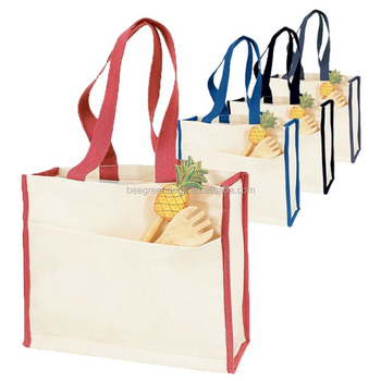 Beegreen Promotion Printed Canvas Tote Bags Bulk Product On