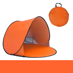 Outdoor family beach camping personal sport pod automatic pop up tent