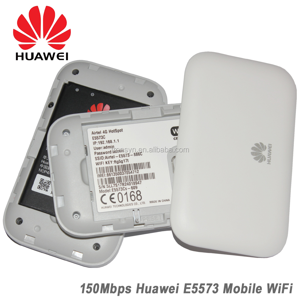 150mbps Huawei E5573 E5573cs-609 Portable 4g Lte Pocket Wifi Router