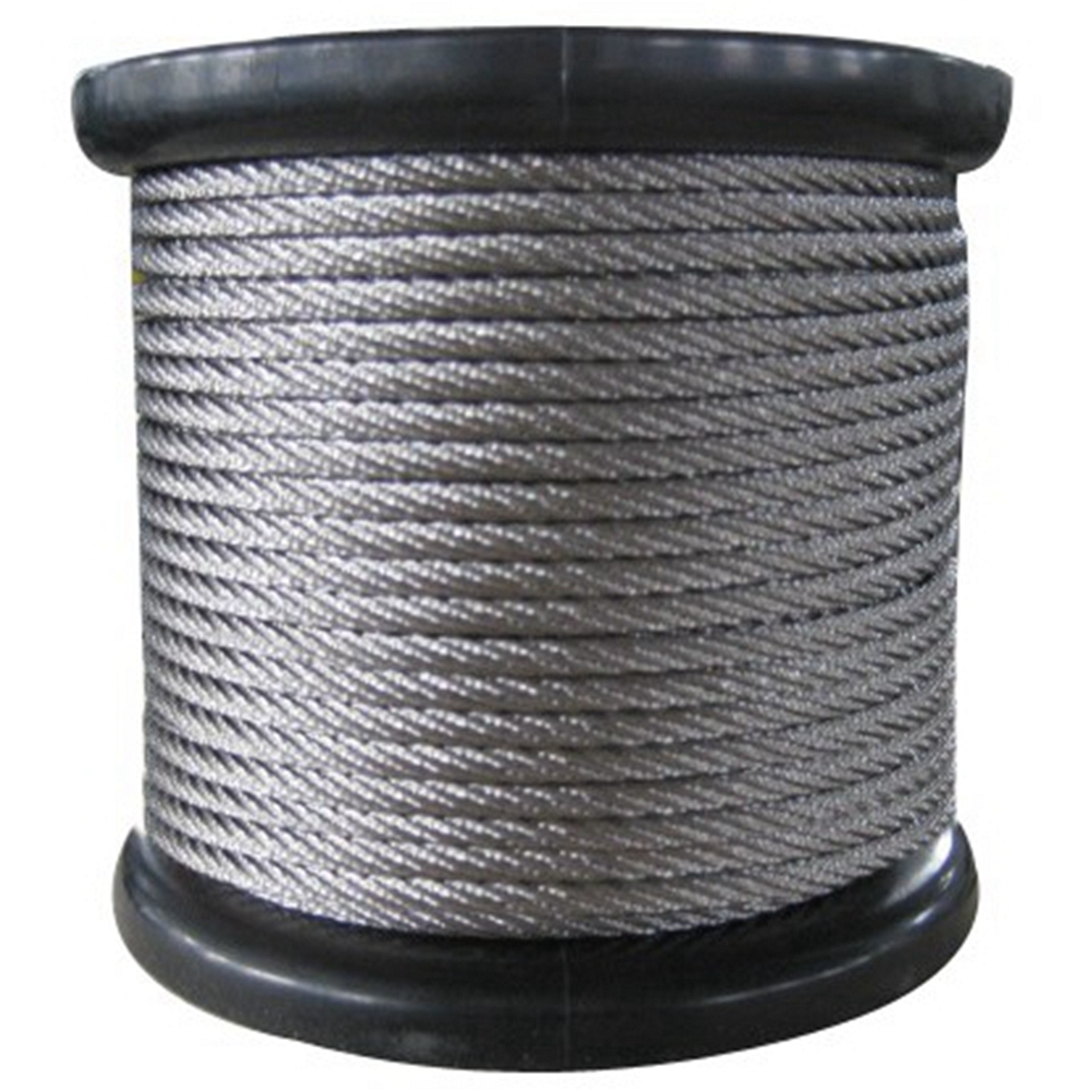 1-10mm 7x7 7x19 1-100m D STAINLESS STEEL WIRE ROPE metal INOX marine cable L