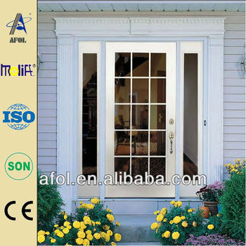 Exterior single soundproof french doors buy soundproof - Soundproof french doors exterior ...