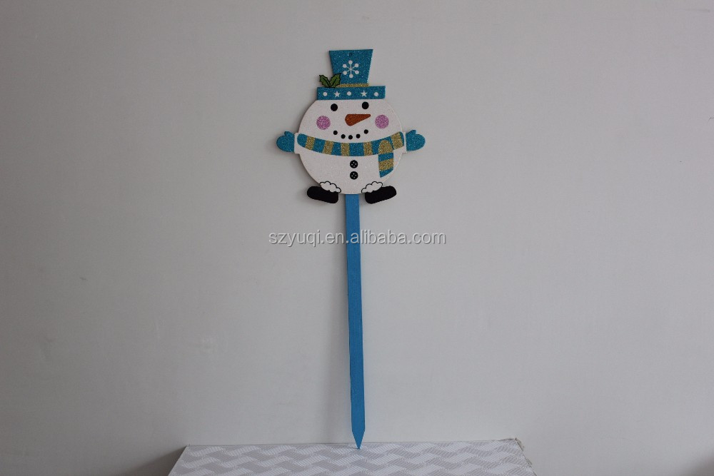 hot selling product Christmas yard/garden stake