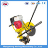 railway cutter with gasoline engine railway construction high quality railway cutter