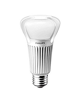 Philips 40/60/100W Equivalent Soft White (2700K) 3-Way A21 LED Light Bulb