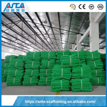 2017 hot sale nylon construction safety netting for