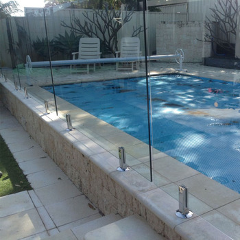 Outdoor Stainless Steel Hardware Tempered Glass Swimming Pool Fence Buy Swimming Pool Fence Tempered Glass Fence Stainless Steel Glass Fence Product On Alibaba Com