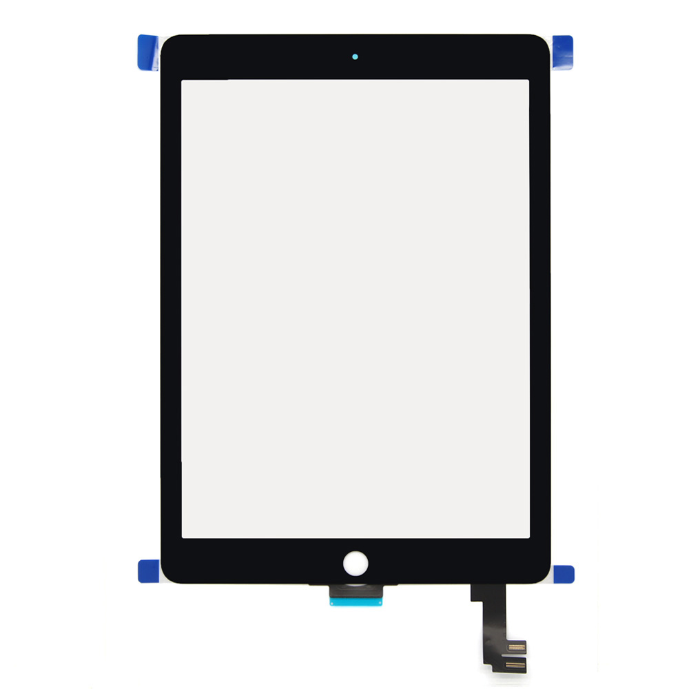 Refurbished Screen Digitizer Replacement for iPad Air 2nd Gen A1566 A1567 LCD with IC home button