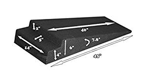 C3 C4 C5 C6 C7 Corvette 1968-2014+ Race Ramp 6 Inch Trailer Ramps - Set of Two