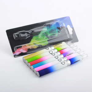 China ECT EVOD-Rainbow Battery MT3 Shade Atomizer Starter Kits for wholesale e cigarette Kits