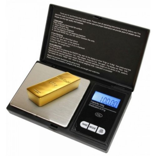 New Design Digital Jewelry Pocket Scale with LCD Display