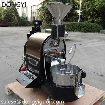 Factory Lpg/gas/electric Home Smart Probat 1kg Green Coffee Bean Price  Roaster Hot Air Drum Coffee Roaster Machine Shopping - Buy Shop Smart Small