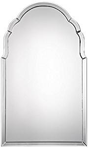 Uttermost Brayden Wall Mirror - 24W x 40H in.