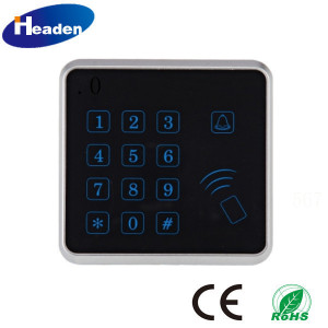 HEADEN Plastic Exit Buttons access control korea One Years Warranty 1000-10000 Cards