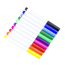 Hot Koop Multi Gekleurde Promotionele Stationaire <span class=keywords><strong>Whiteboard</strong></span> Markers In Droge Wissen Makers Bulk