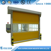 High speed door including pvc industrial automatic in best quality with CE and spiral speed door in good quality in China