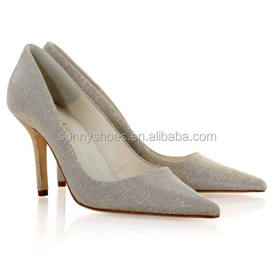 ladies genuine toe pointed women shoes wedding heel leather sexy HIqBdH