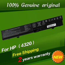 Free shipping Original laptop Battery For Hp 621 620 421 420 326 325 321 320 4720s 4525s 4520s 4425s 4421s 4420s 4326s 10.8V47WH