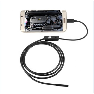 2018 Novelty USB Endoscope Camera With 1.3 M Pixel For Android Mobile PASS CE Certificate