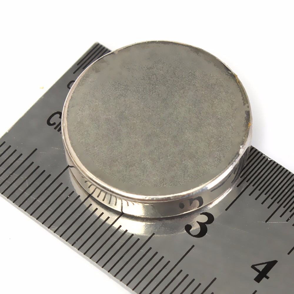 Small thin round disc neodymium magnet 10x1mm