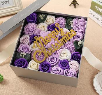 Carre Boite Cadeau D Anniversaire De Mariage Pour Femme Buy Cadeau D Anniversaire De Mariage Pour Femme Cadeau De Mariage Pour Garcon Cadeaux De