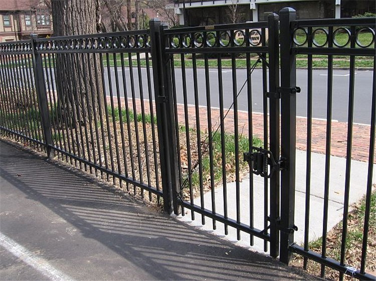 Fence gate gates and fence design iron fence philippines buy fence gate gates and fence design - Aluminum vs steel fencing ...