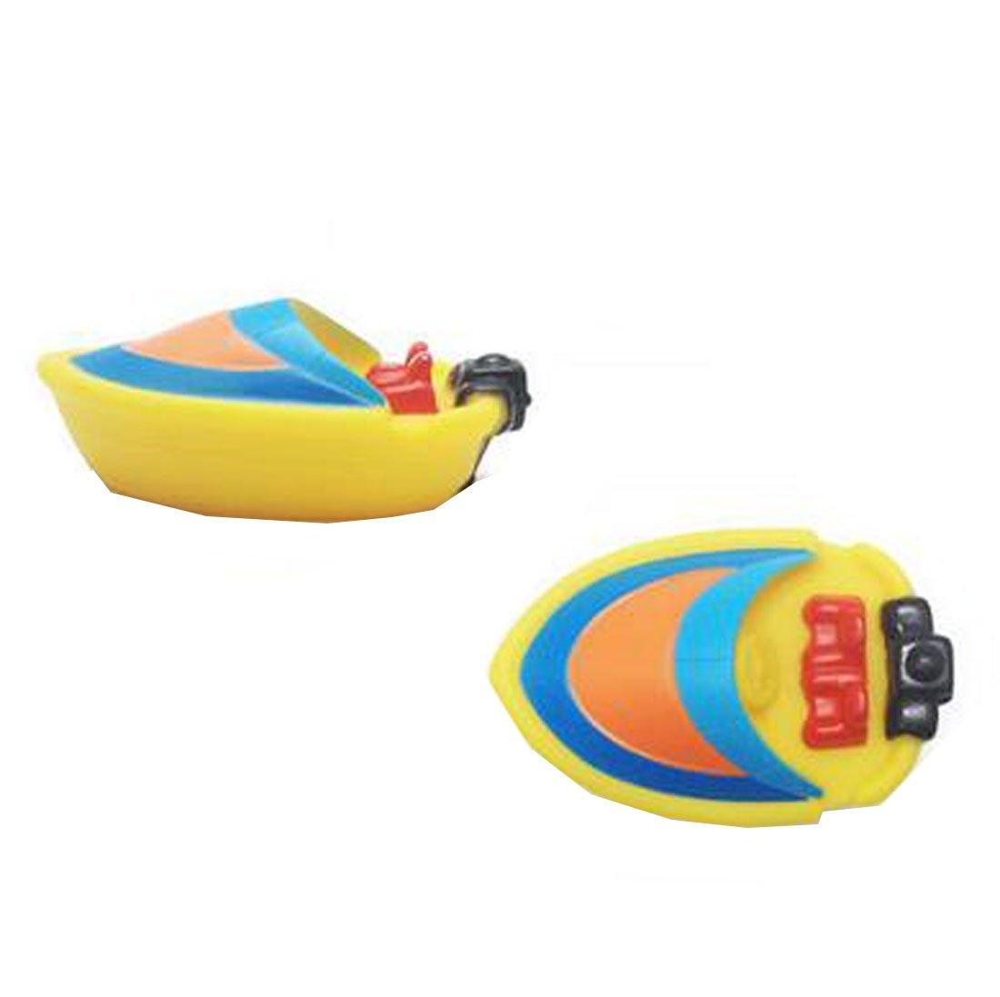 Buy NiGHT LiONS TECH 1 X Mini lovely boat baby shower bath water ...