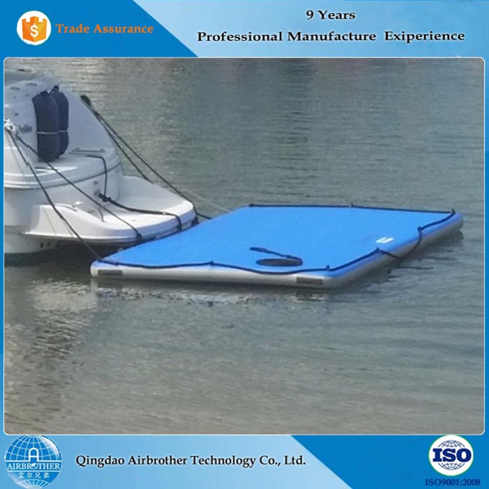 Koop laag geprijsde dutch set partijen groothandel dutch for Floating fishing platform