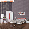 Cheap Chinese Furniture white high gloss bedroom furniture