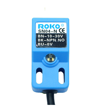 Sn04 Roko 4mm Induktive Näherungsschalter Sensor Detection-schalter ...