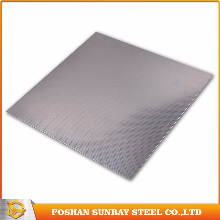 Alibaba Gold Supplier Stainless Stell Embossed Sheet For Five Star Hotel