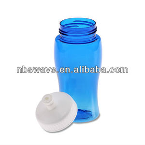 18oz Plastic PETE Poly-Pure Lite Bottle 33055